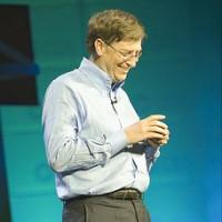 The Official Bill Gates. [photo: flickr, Domain Barnyard]
